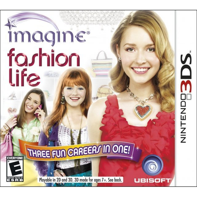 Imagine Fashion Life