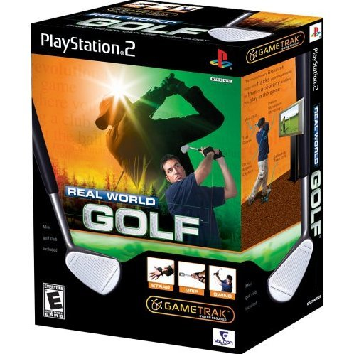 Real World Golf (Gametrak Bundle)