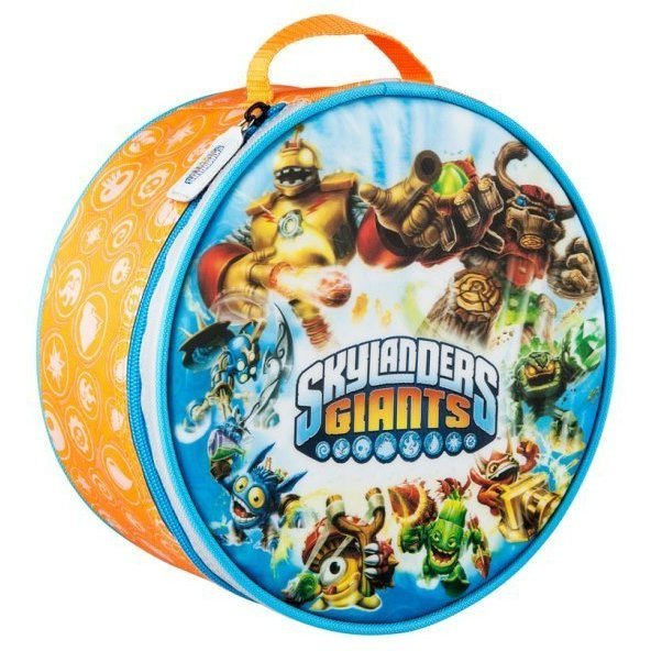 Skylanders Giants Storage Zip Case