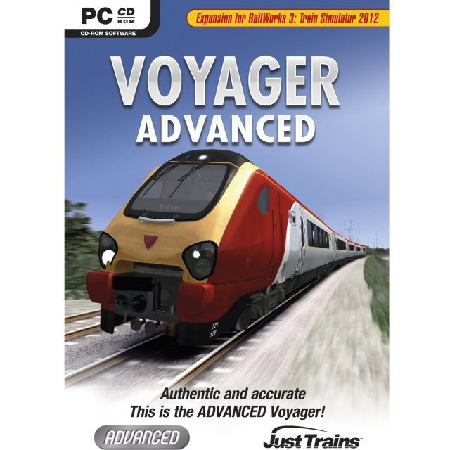 Voyager Advanced (DVD-ROM)