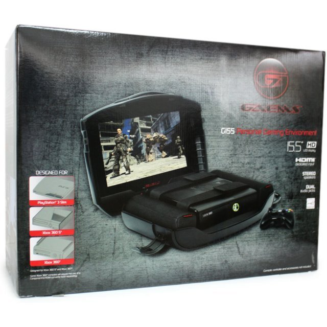 G155-Gaming and Entertainment Mobile System (Xbox360/Playstation3 Slim not included!)