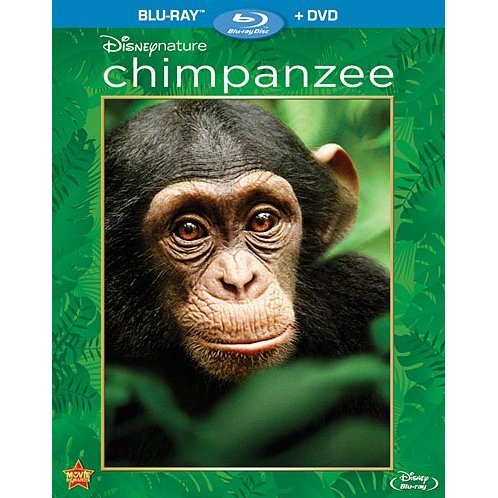 Chimpanzee [Blu-ray+DVD]