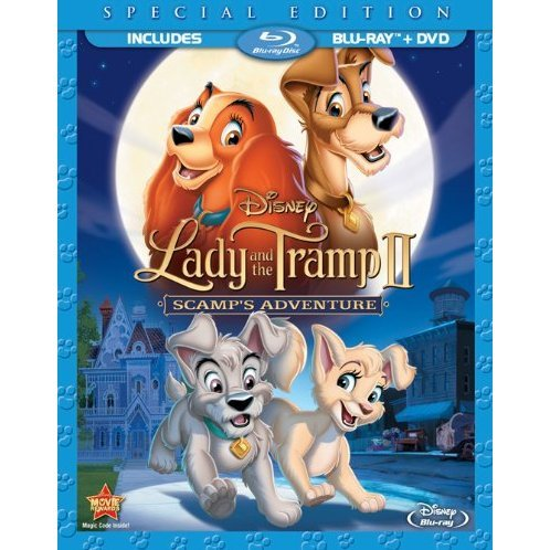 Lady and the Tramp 2: Scamp's Adventure (Special Edition)