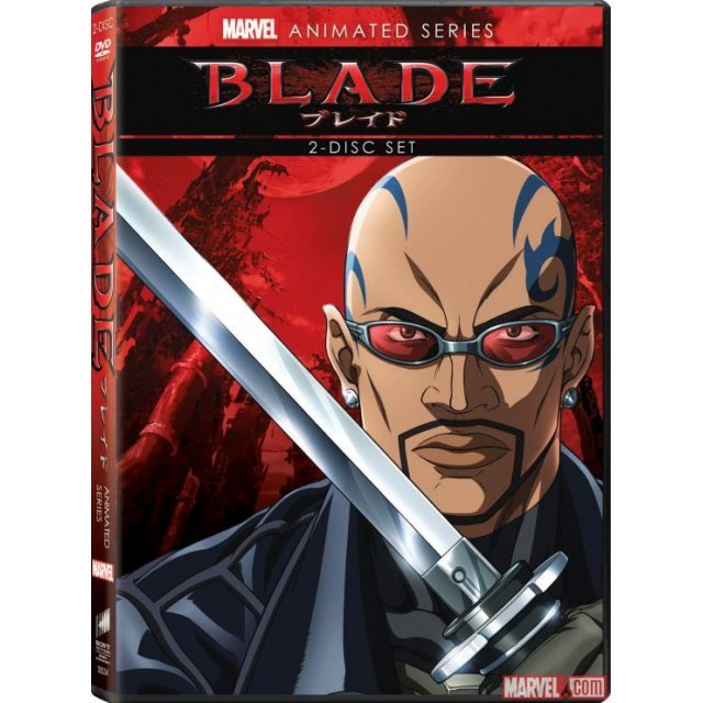 Marvel Animated Series: Blade