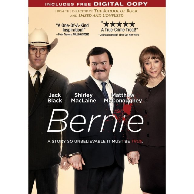Bernie [DVD+Digital Copy]