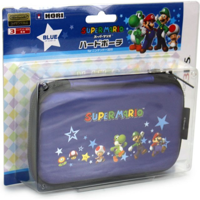 Super Mario Hard Pouch 3DS (All-Stars)