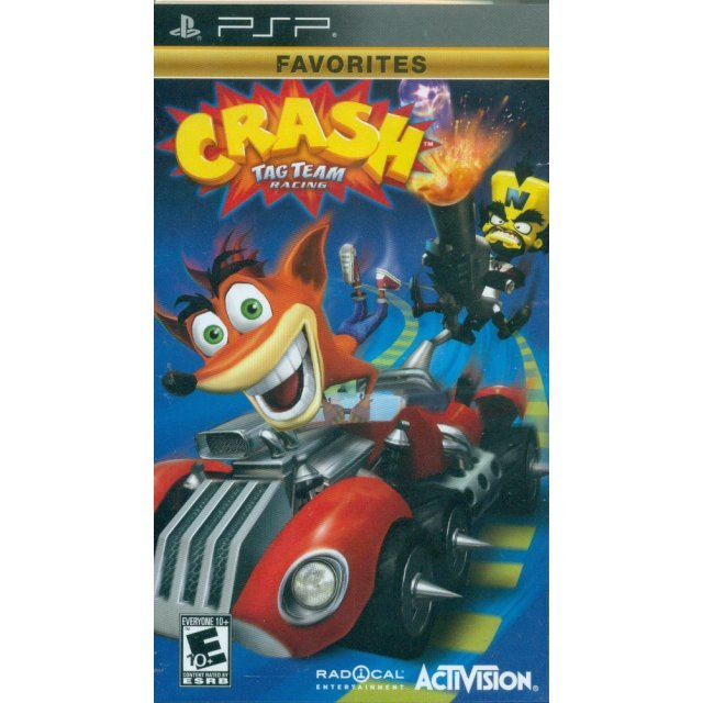 Crash Tag Team Racing (Favorites)