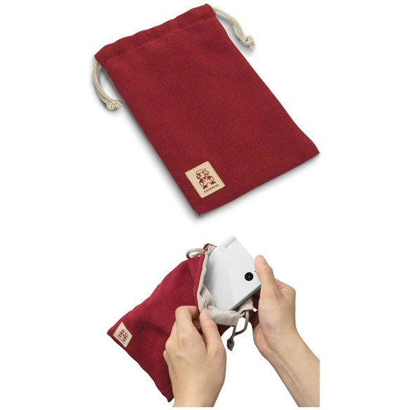 Club Nintendo Original Moneybag (Red)
