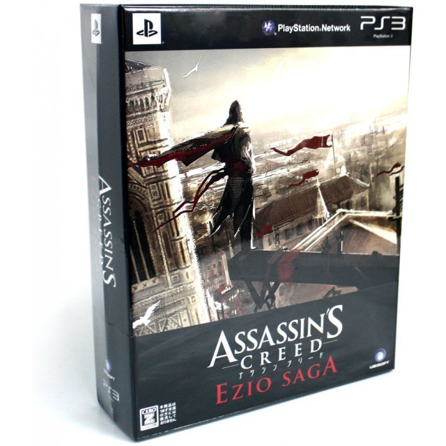 Assassin's Creed Ezio Saga [Limited Complete Edition]