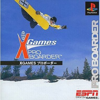 X-Games Pro Boarder