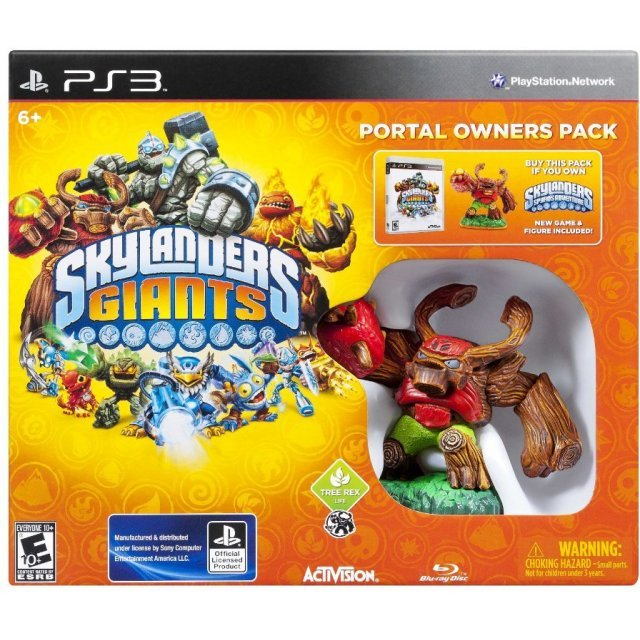 Skylanders Giants (Portal Owner's Pack)