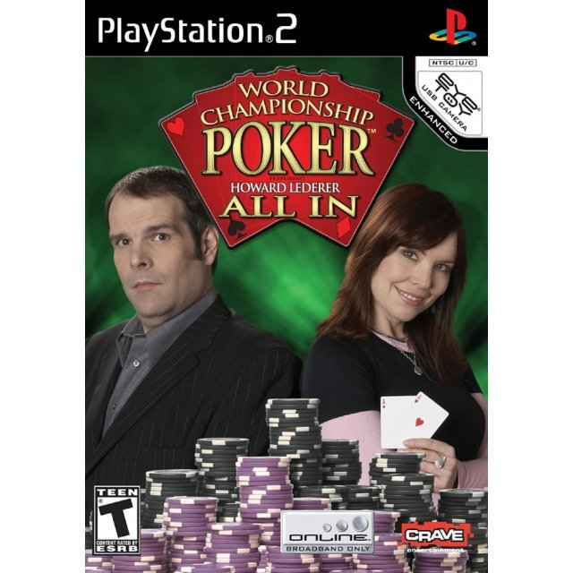 World Championship Poker: All In