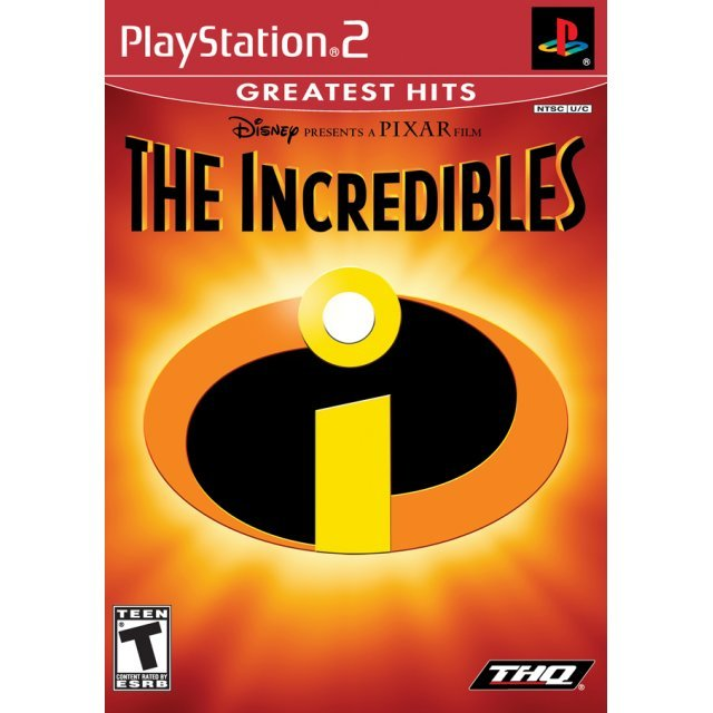 The Incredibles (Greatest Hits)