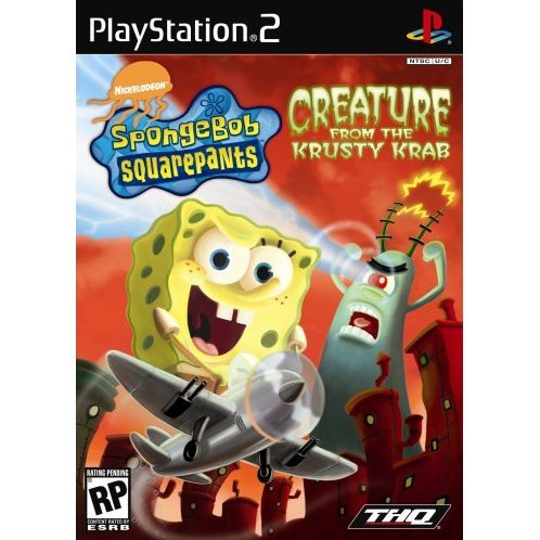 SpongeBob SquarePants: Creature from the Krusty Krab