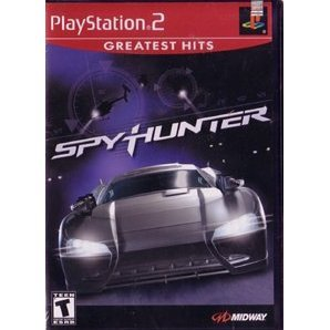 Spy Hunter (Greatest Hits)