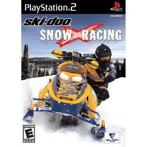 Ski-Doo Snow X Racing