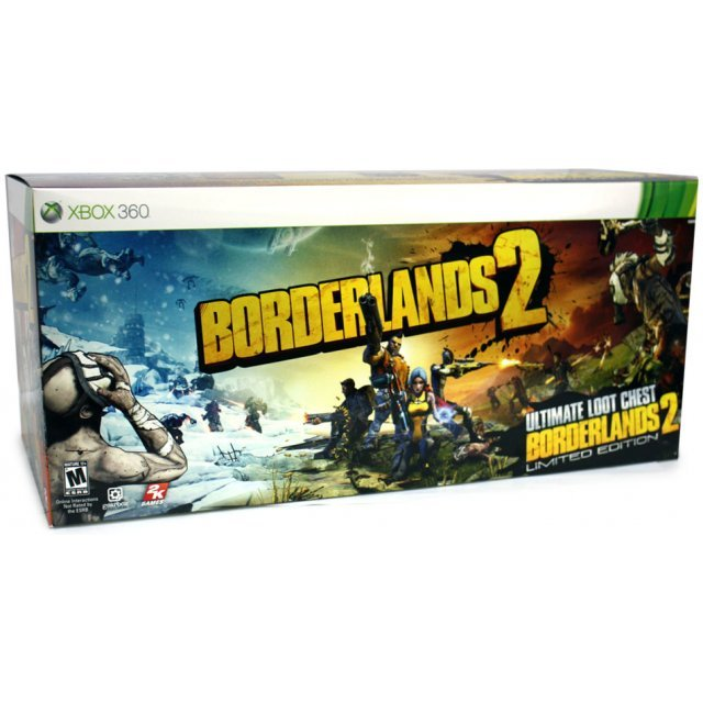 Borderlands 2 (Ultimate Loot Chest Limited Edition)