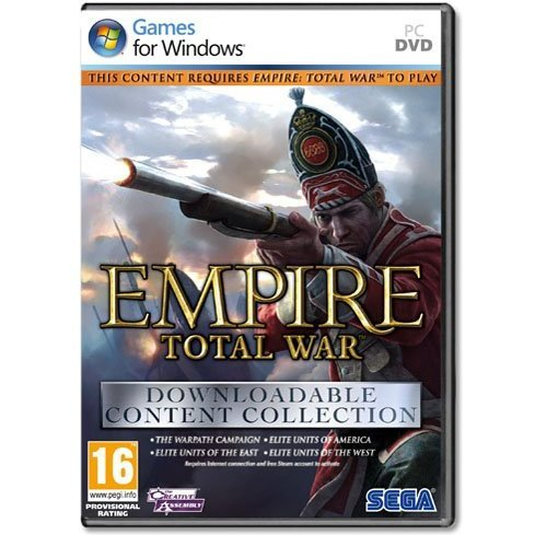 Empire Total War Downloadable Content Collection (DVD-ROM)