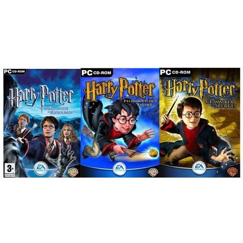 Harry Potter Triple Pack