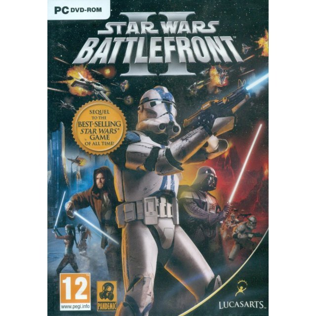 Star Wars: Battlefront II (DVD-ROM)