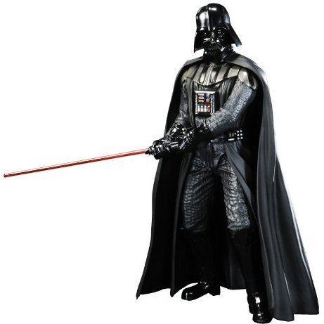 ARTFX+ Star Wars 1/10 Scale Pre-Painted Figure: Darth Vader Return of Anakin Skywalker (Re-run)