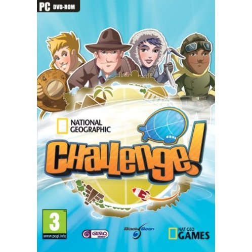 National Geographic Challenge (DVD-ROM)