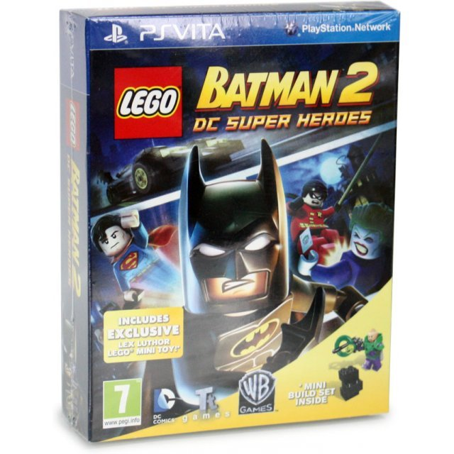 LEGO Batman 2: DC Super Heroes (Toy Edition)