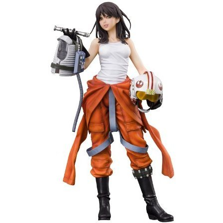 ARTFX Bishoujo Star Wars 1/10 Scale Pre-Painted Figure: Jeina Solo (Re-run)