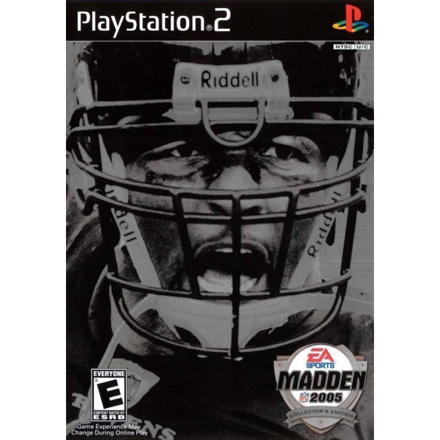 Madden NFL 2005 (Collector's Edition)