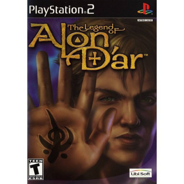 The Legend of Alon D'ar