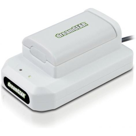 DreamGear - Power Dock (White)