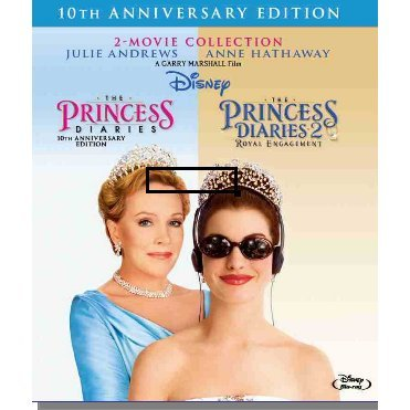The Princess Diaries [2-Movie Collection]