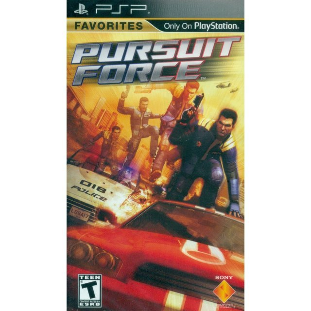Pursuit Force (Favorites)