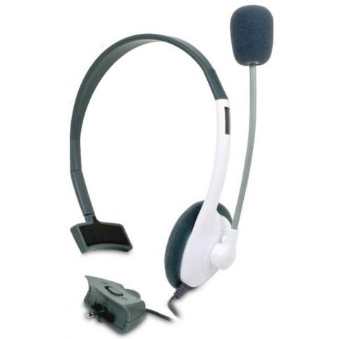 DreamGear Broadcaster Headset (White)