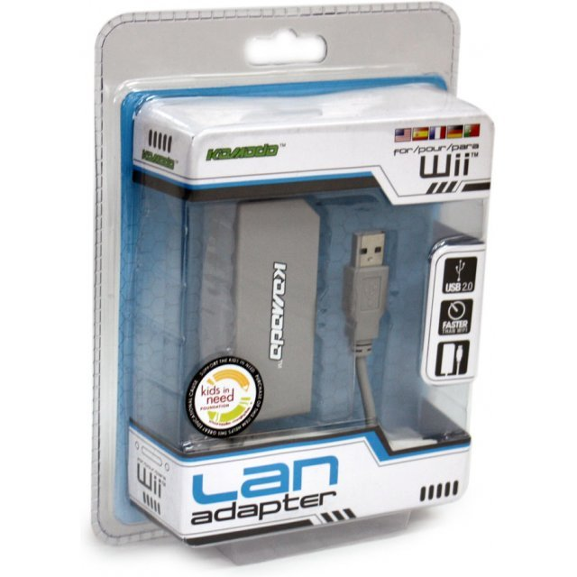 Komodo Wii Internet LAN Adapter