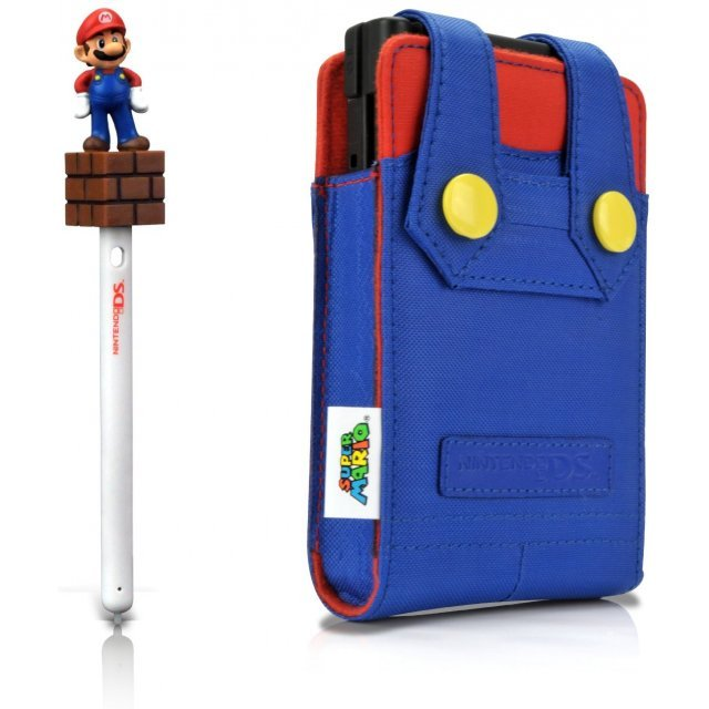 PDP Character Case for 3DS (Mario Edition)