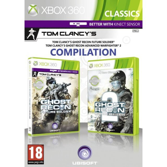 Tom Clancy's Ghost Recon: Future Soldier / Ghost Recon Advanced Warfighter 2 Double Pack (Classics)