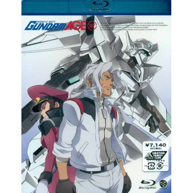 Mobile Suits Gundam Age Vol.7