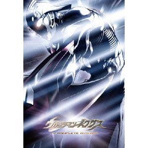 Ultraman Nexus TV Complete DVD Box