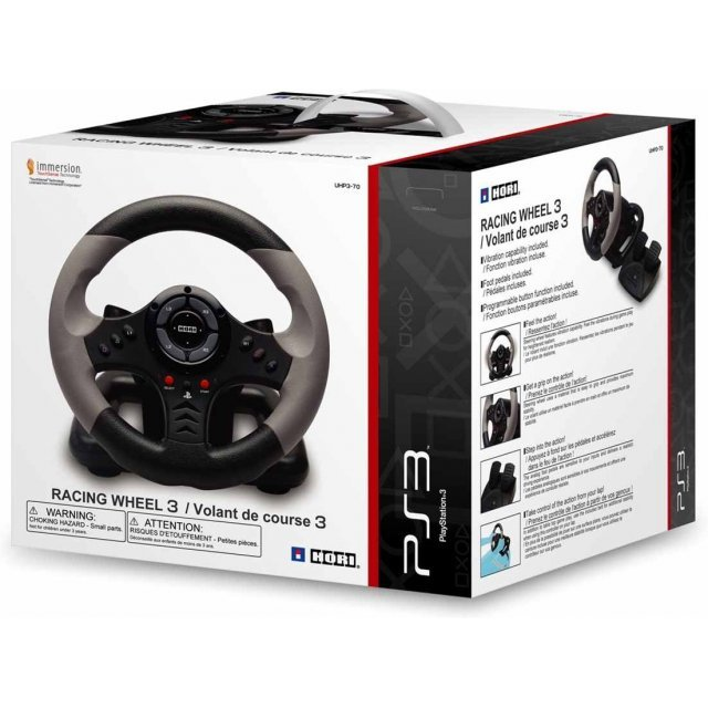 PlayStation 3 Racing Wheel 3