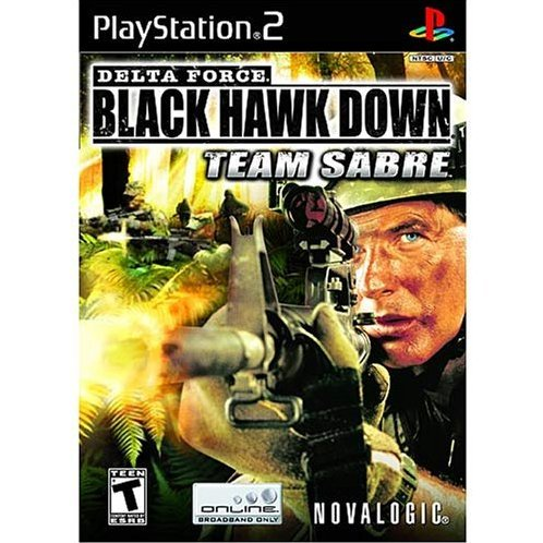 Delta Force: Black Hawk Down - Team Sabre