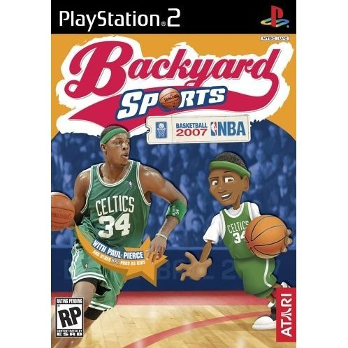 Backyard Sports Basketball 2007