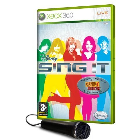 Disney Sing It (Bundle with Microphone)