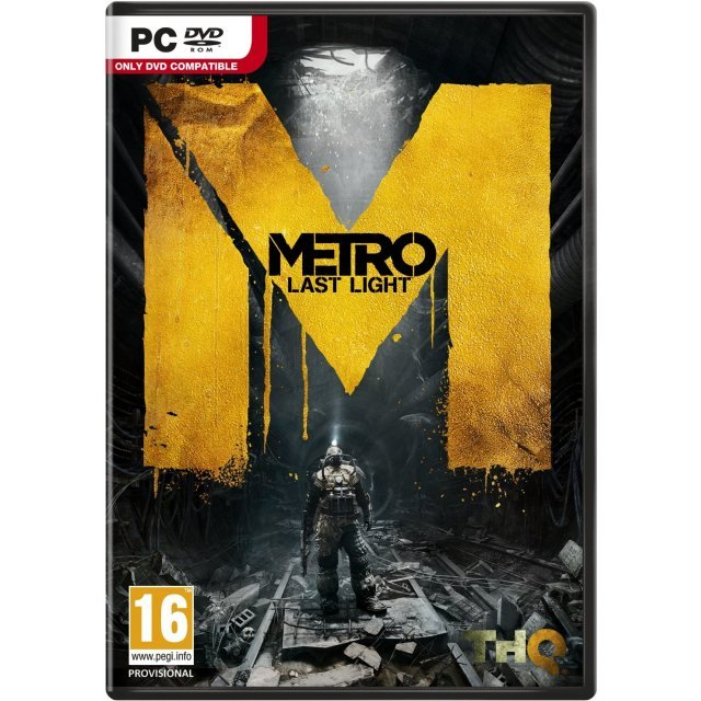 Metro: Last Light (DVD-ROM)