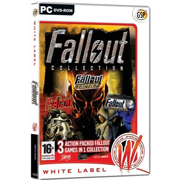 Fallout Collection (White Label) (DVD-ROM)