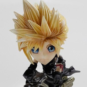 Final Fantasy Trading Arts Kai mini : Cloud