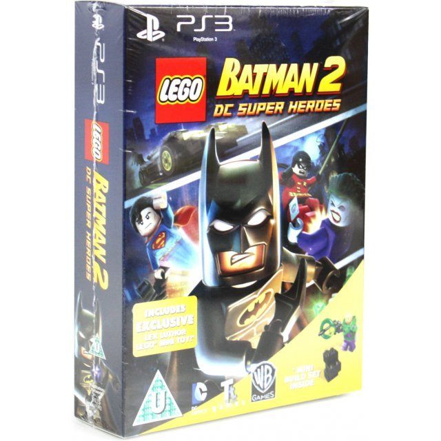 LEGO Batman 2: DC Super Heroes (Toy Edition)
