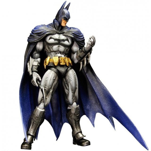 Batman Arkham City Play Arts Kai Pre-Painted Figure: Batman
