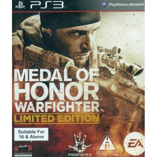 Medal of Honor: Warfighter (Limited Edition) (English Version)