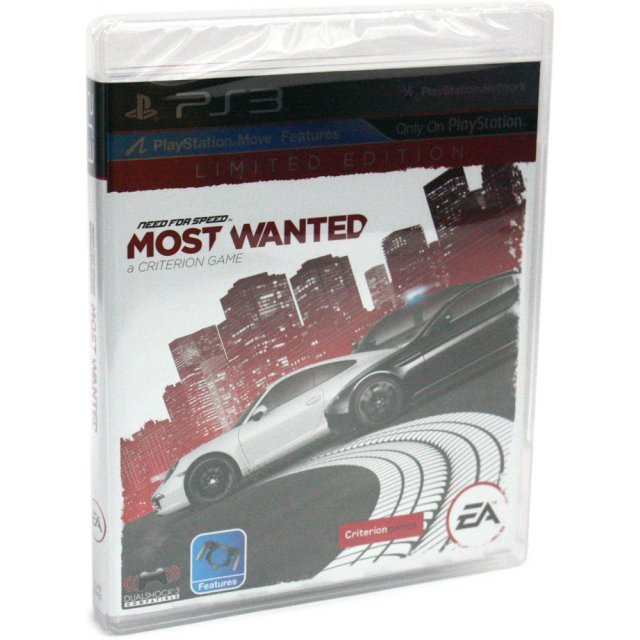 Need for Speed: Most Wanted - A Criterion Game (Limited Edition) (English Version)